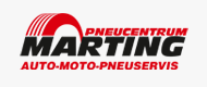 logo PNEUCENTRUM MARTING
